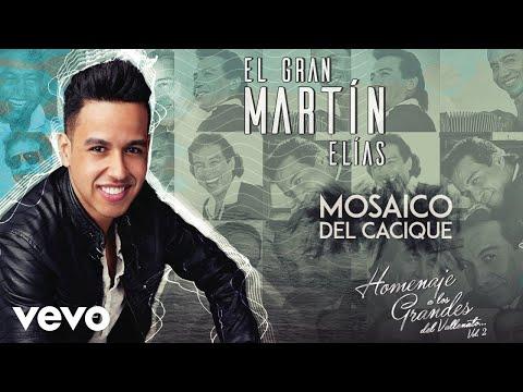 Mosaico Cacique (cover Audio) Martín Elías