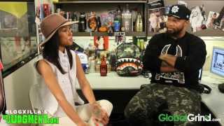 Karrueche Tells Her Real Story On The No Judgment Zone
