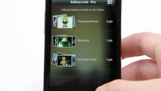 Gallery Lock Pro(Hide picture) YouTube video