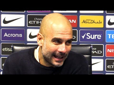 Manchester City 2-1 Liverpool - Pep Guardiola Full Post Match Press Conference - Premier League