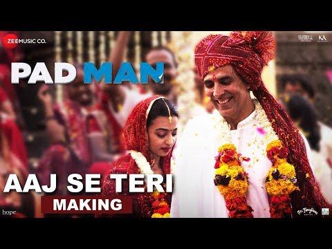 Saale Sapne - Making | Padman |Akshay Kumar |Sonam Kapoor |Mohit Chauhan |Amit Trivedi |Kausar Munir