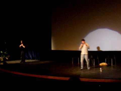 Broken Lizard @ UAA pt 4 [Steve Lemme and masturbation]