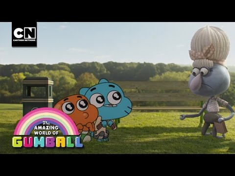 The Wicked Mrs. Robinson I The Amazing World of Gumball I Cartoon Network