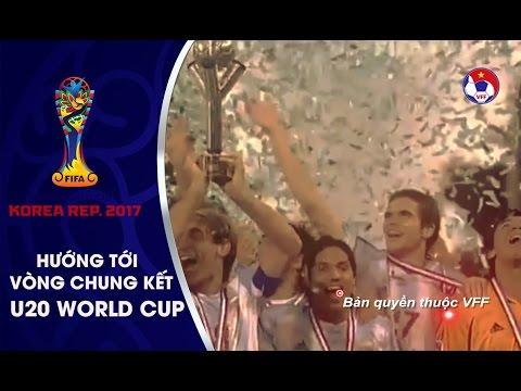 LỄ CÔNG BỐ CHÍNH THỨC SỰ KIỆN ĐT U20 ARGENTINA DU ĐẤU TẠI VIỆT NAM