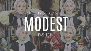 Video HOW TO SHOP MODEST FASHION MP3, 3GP, MP4, WEBM, AVI, FLV Juli 2018