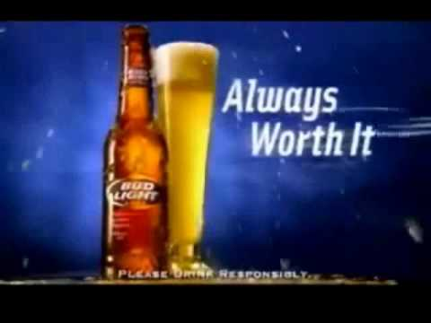 Funny Beer Commercials! (Part 1of3)