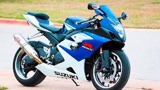 1. 2005 GSXR 1000 Test Ride