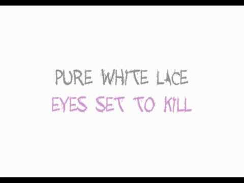 Pure Withe Lace (en español) - Eyes Set To Kill
