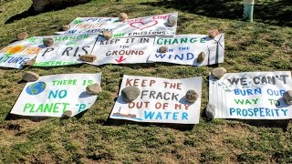 Residents March for Climate Change