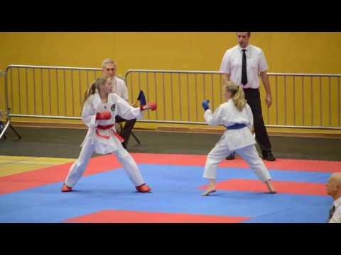 Karateclub Oostkamp op het Vlaams kampioenschap 2017