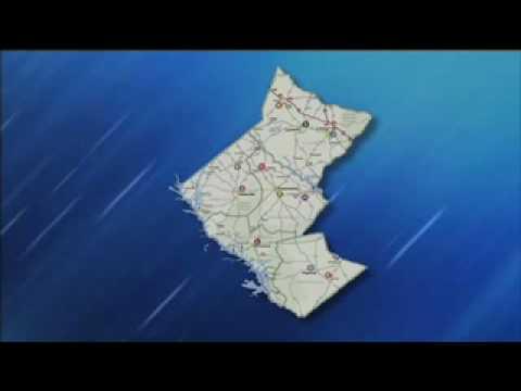 History of Edgefield County (видео)