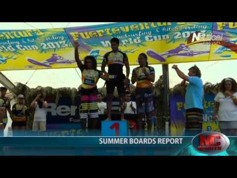 NC SPORTS: WEEKLY NEWS - 1 August
