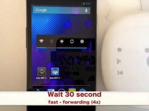 Video of Auto WiFi Toggle Plus