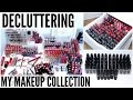 Decluttering My Makeup Collection || Lipsticks, Lip Glosses & Lip Liners Declutter