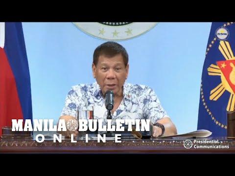 FULL VIDEO: President Duterte addresses the nation | January 13, 2021