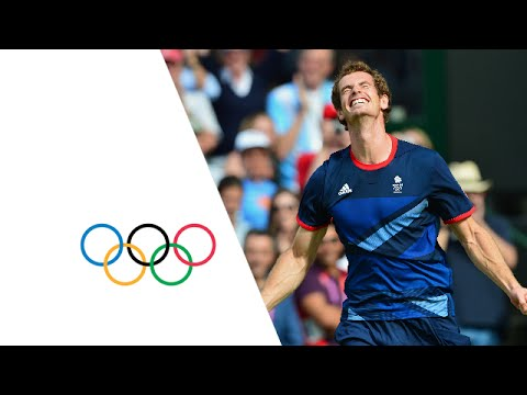 Tennis Men's Singles Gold Medal Final – GBR v SUI Full Replay – London 2012 Olympics