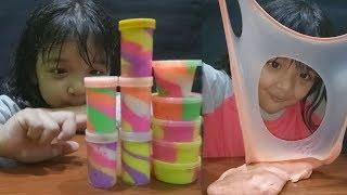 Video beli 10 slime harga 20 ribu di pedagang mainan gerobak MP3, 3GP, MP4, WEBM, AVI, FLV Desember 2018