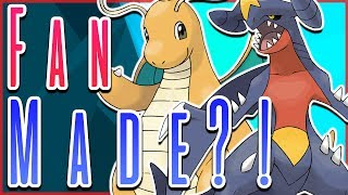 FAN MADE?! 10 Odd Facts About Dragon Type Pokémon by HoopsandHipHop
