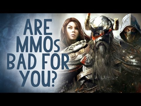 Mmo - Prepare for The Elder Scrolls Online with Cam's investigation of the negative claims surrounding MMO games. Are they really all that bad for you? Watch more ...