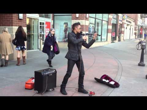 超厲害的街頭小提琴,沒想到可以這麼好聽!