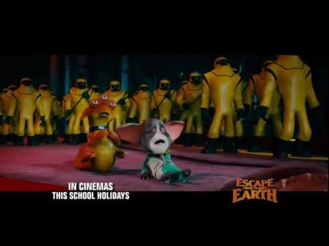Escape from Planet Earth (2013) Official Trailer [HD]