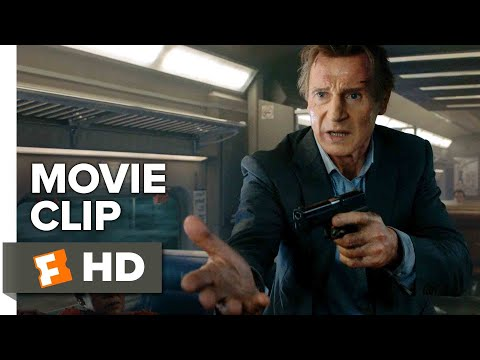 The Commuter Movie Clip - Hand Me the Phone (2018)   Movieclips Coming Soon