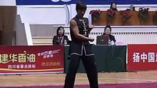 Guangyuan China  city pictures gallery : Yong Chun Quan (Huang Guang Yuan) - China Traditional Wushu Nationals 2011