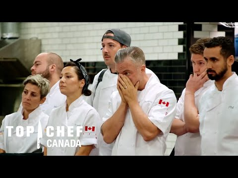 Captains Face Off in Basic Chef Skills | Top Chef: Canada