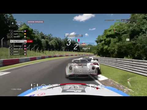 PS4 Gran Turismo Sport™ Nurburgring Nordschleife full distance gameplay.