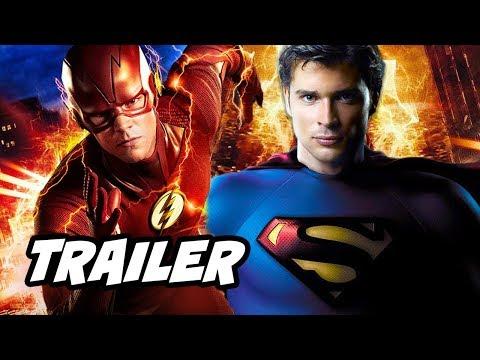 The Flash Season 6 Trailer - Crisis On Infinite Earths Teaser 2 Breakdown