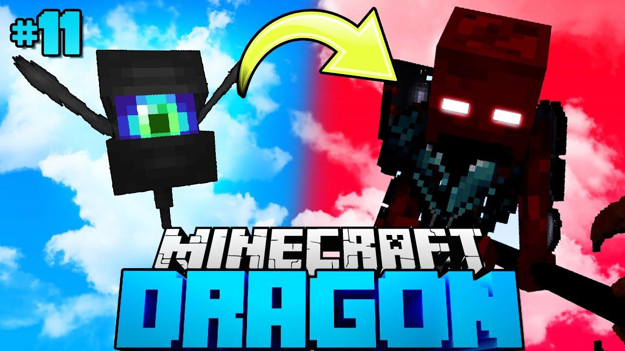 DR.AUGE ENTWICKELT SICH?! – Minecraft Dragon #11 [Deutsch/HD]