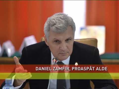 Senatorul Daniel Zamfir, membru ALDE