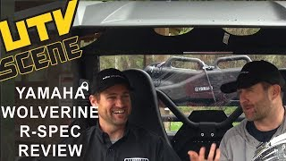 2. 2016 Yamaha Wolverine R-Spec Review