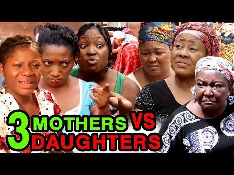 3 Mothers VS 3 Daughters ( COMPLETE MOVIE) - Ebele Okaro & Destiny Etiko 2020 Latest Nigerian Movie