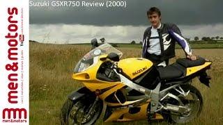 3. Suzuki GSXR750 Review (2000)