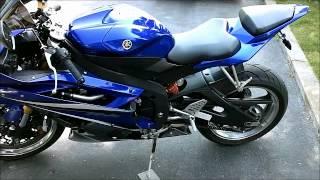 8. 2007 Yamaha R6