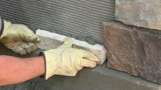 How to Install Veneer Stone