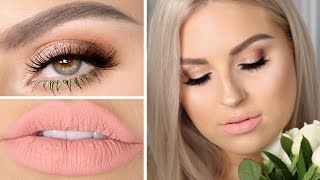 My Birthday Makeup! ♡ Get Ready With Me 2016 by Shaaanxo