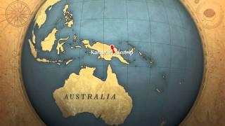Papua New Guinea Wahgi Show Mt Hagen Western Highlands Province Rondon Ridge Wahgi Guest House Karawari Lodge-...