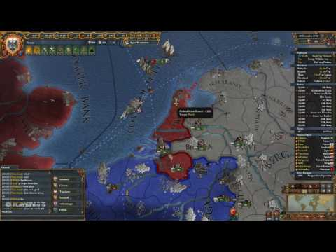 EU4 Massive Multiplayer War (unedited)