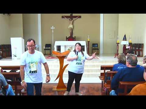 XVII Congresso Arquidiocesano da RCC | 6ª Pregação: Chamados a Intimidade com Deus - Thais Juliane Furquim
