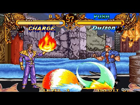 Double Dragon Arcade Fighting -  Super Plus Boss Hack