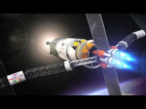 Cosmic Journeys - Voyage to Pandora: First Interstellar Space Flight