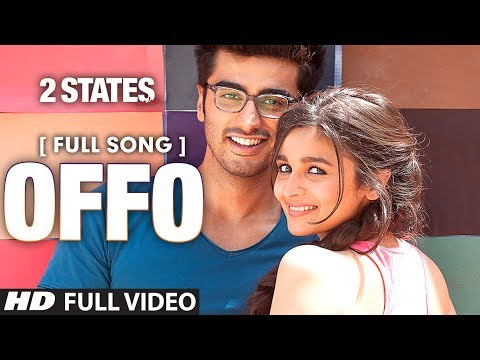 Offo Full Video Song - 2 States