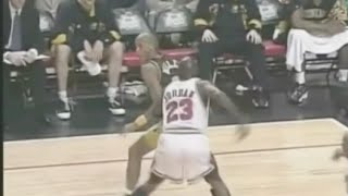 Video Jordan shuts down Reggie Miller - 0 pts in 4th qtr - 1998 ECF Game 7 MP3, 3GP, MP4, WEBM, AVI, FLV Mei 2019