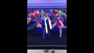 Mr Diamond Australia Crowning Moment