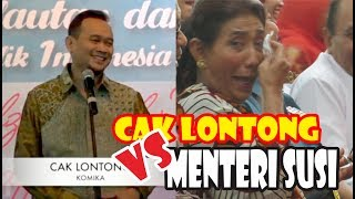 Video CAK LONTONG BUAT MENTERI SUSI TERTAWA NGAKAK SAMPE NANGIS MP3, 3GP, MP4, WEBM, AVI, FLV Januari 2018