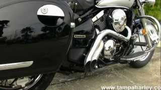 6. Used 2006 Kawasaki Vulcan 800 Drifter with Custom Loud Exhaust