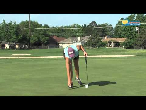 2012 Oklahoma High School Girls State Golf Tournaments