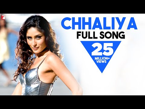 Video Chhaliya - Full Song | Tashan | Kareena Kapoor | Sunidhi Chauhan | Piyush Mishra download in MP3, 3GP, MP4, WEBM, AVI, FLV January 2017